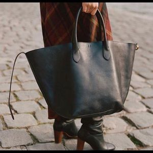 Beautiful Poll Ralph Lauren Bellport Leather Bag